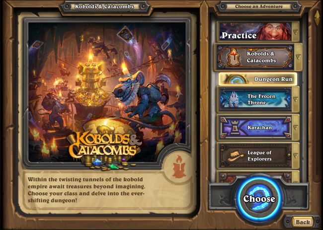Hearthstone: Heroes of Warcraft - Kobolds and Catacombs