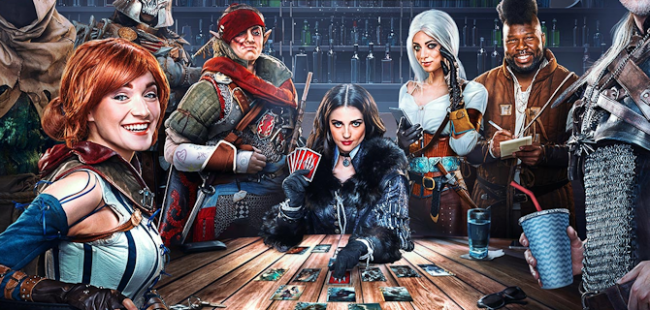Gwent: The Witcher Card Game - Thronebreaker -yksinpeli